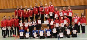 Kreismeisterschaften Rhönrad 2017