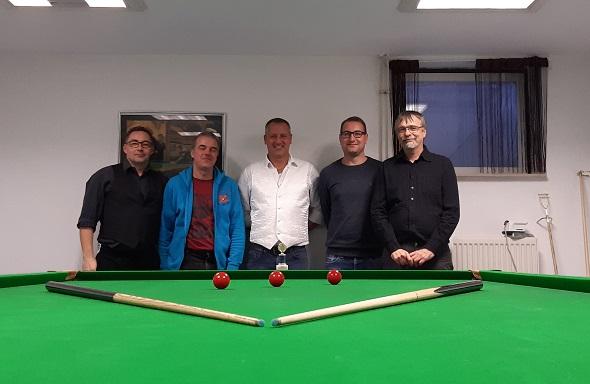 Snooker Termine