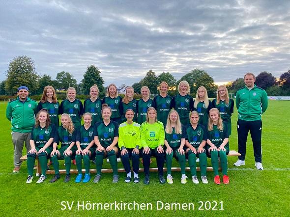1. Damen SV Hörnerkirchen e. V.
